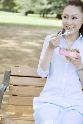 ダイエット中は簡単らくらく低カロリーお弁当で決まり!