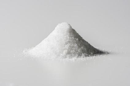 山盛りの塩