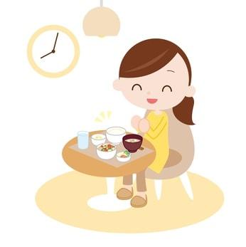 夕食抜きダイエットの効果的な期間は?【リバウンドや停滞期に注意!】