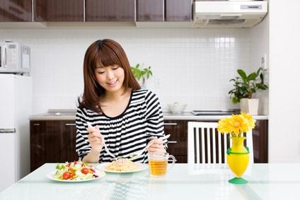 腹八分目ダイエットを成功させるコツは?【一ヶ月が効果的!】
