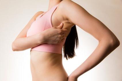 脇の下のダイエット方法は簡単!【効果を出す運動とは?】