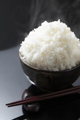 大盛り白米