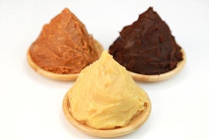 味噌3種類
