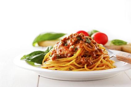 パスタ スパゲッティ
