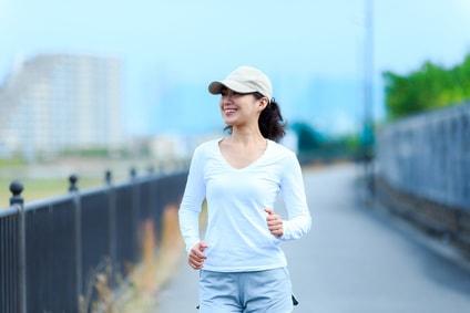 ウォーキング ジョギング ランニング