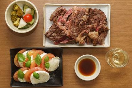 肉 ステーキ