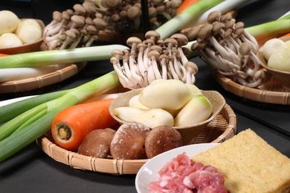 野菜 食材 肉